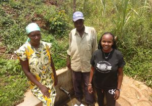 The Water Project:  Esther Peter Georgina