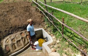 The Water Project:  Quick And Easy To Fetch Water