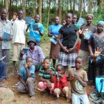 The Water Project: Eshiasuli Community, Eshiasuli Spring -  Training Complete