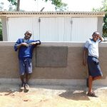 New Latrines at Chief Mutsembe Primary School
