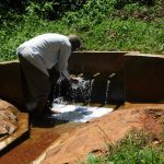 The Water Project: Shilakaya Community, Shanamwevo Spring -  John