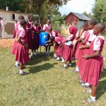 The Water Project: Kitumba Primary School -  Handwashing Fun