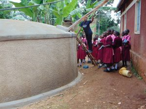 The Water Project:  Learning About Gutters