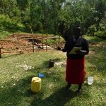The Water Project: Wajumba Community, Wajumba Spring -  Training