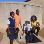 The Water Project: Eshisiru Secondary School -  Filling Up And Smiles