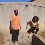 The Water Project: Eshisiru Secondary School -  Running Water