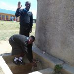 The Water Project: Mutsuma Secondary School -  Mutsuma Student And Staff