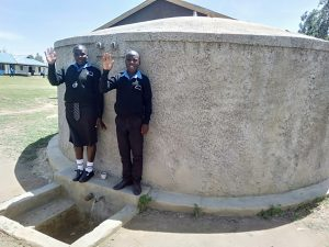 The Water Project:  Mutsuma Secondary Students