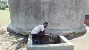 The Water Project:  Running Water