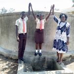 The Water Project: Shibale Secondary School -  Fabian Linda And Karen