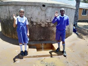 The Water Project:  Stephanie And Juma