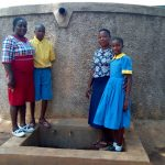 The Water Project: Munyanda Primary School -  Flowing Water