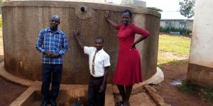 The Water Project:  Staff And Student