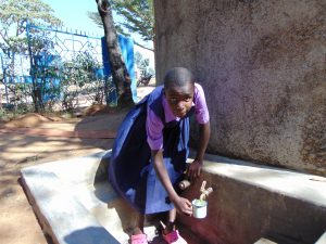 Giving Update: Ematetie Primary School