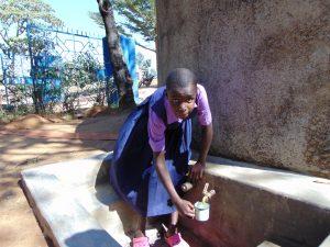 The Water Project:  Joy Mukamu
