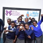 The Water Project: Kikuswi Secondary School -  Celebration
