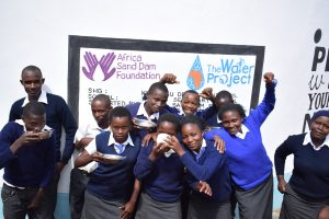 The Water Project:  Celebration