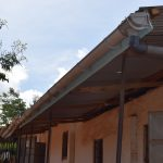 The Water Project: Kikuswi Secondary School -  Gutters For Collecting Rainfall
