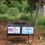 The Water Project: Kikuswi Secondary School -  Handwashing Station