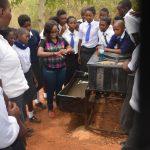 The Water Project: Kikuswi Secondary School -  Handwashing Training
