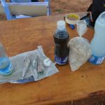 The Water Project: Kikuswi Secondary School -  Materials For Soapmaking