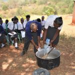 The Water Project: Kikuswi Secondary School -  Soapmaking