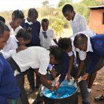 The Water Project: Kikuswi Secondary School -  Soapmaking