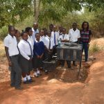 The Water Project: Kikuswi Secondary School -  Student Health Club Members