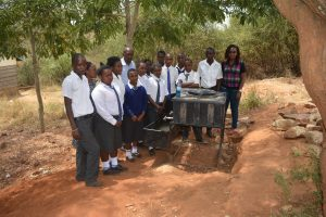 The Water Project:  Student Health Club Members