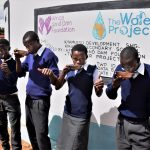 The Water Project: Kikuswi Secondary School -  Thumbs Up