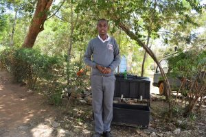 The Water Project:  Masila Mumo