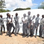 The Water Project: AIC Kyome Boys' Secondary School -  Striking A Pose