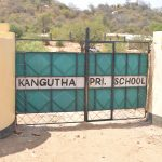 The Water Project: Kangutha Primary School -  School Gate