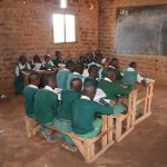 The Water Project: Kangutha Primary School -  Students In Class