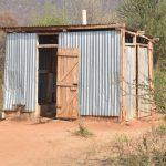 The Water Project: Nyanyaa Secondary School -  Boys Latrines