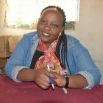The Water Project: Nyanyaa Secondary School -  Deputy Principal Winfred Sammy