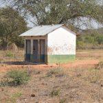 The Water Project: Nyanyaa Secondary School -  Girls Latrines