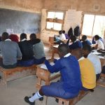 The Water Project: Nyanyaa Secondary School -  Ongoing Class