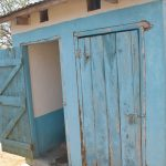 The Water Project: Nyanyaa Secondary School -  Staff Latrines