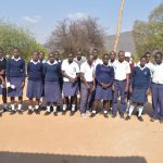 The Water Project: Nyanyaa Secondary School -  Students
