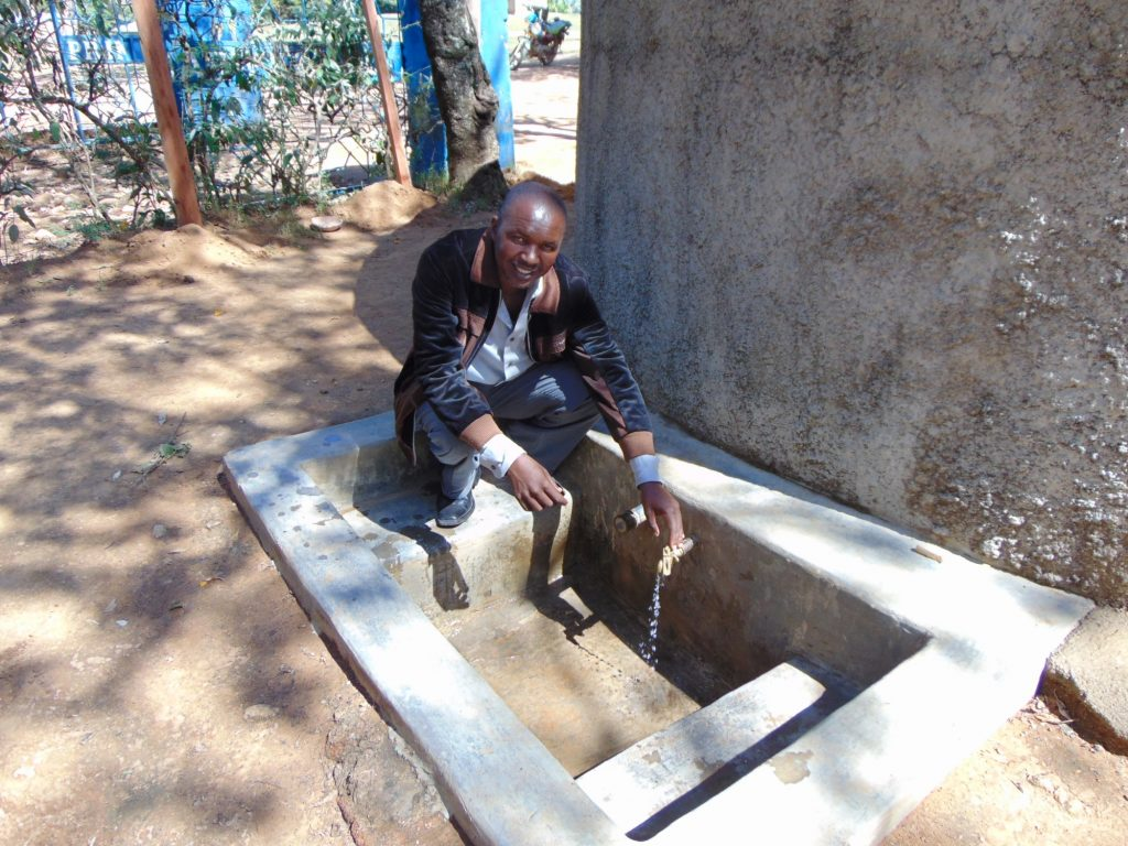 The Water Project : mr-ndeta-terary