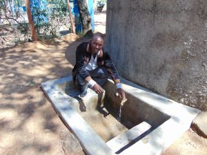 The Water Project:  Mr Ndeta Terary