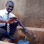 The Water Project: Womulalu Secondary School -  Oliver Legemila