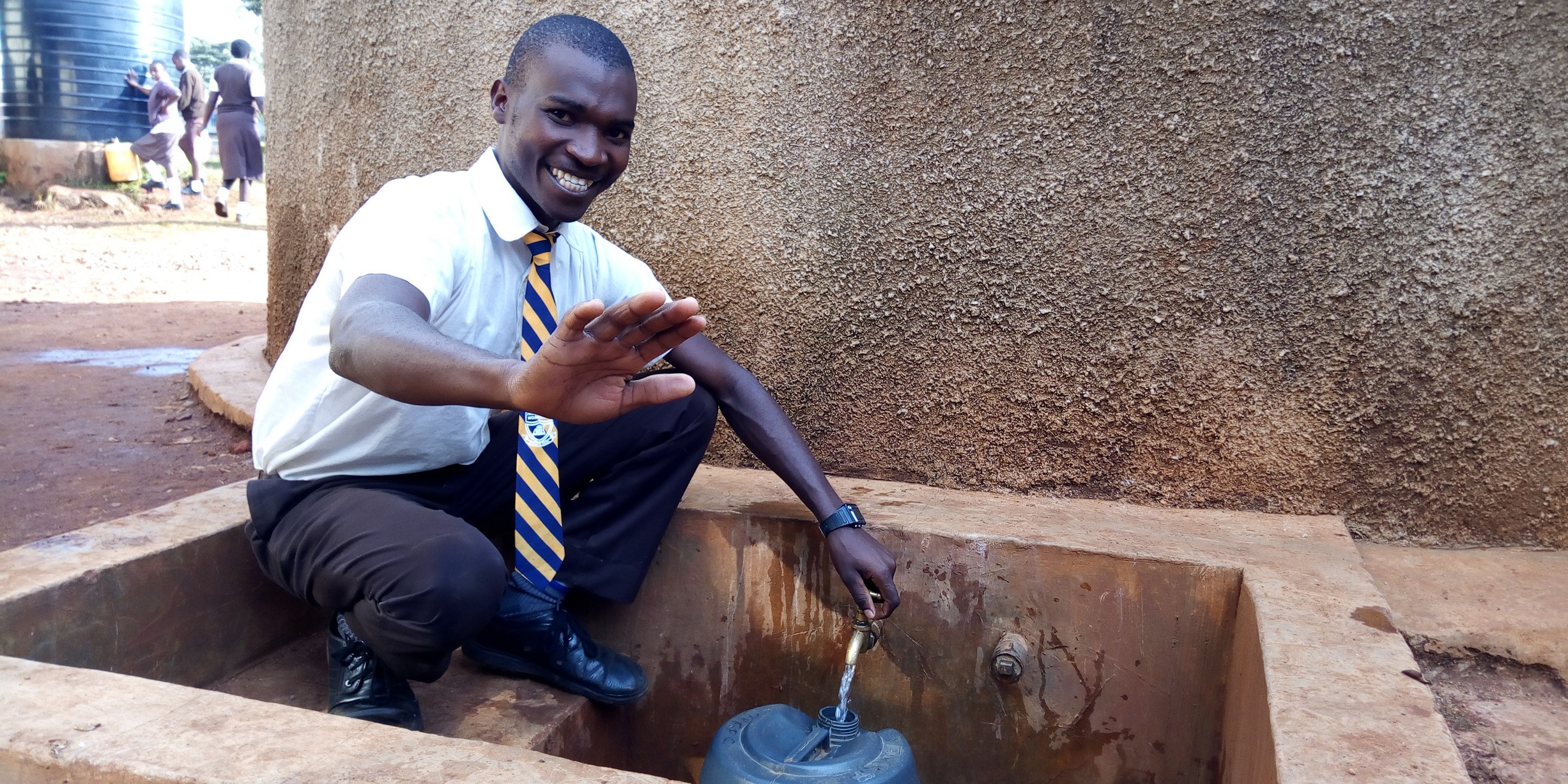 The Water Project : oliver-legemila