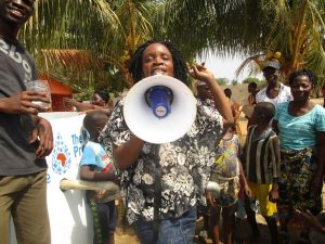 The Water Project:  Adama Godwin