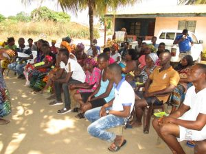 The Water Project:  Community Members At The Training