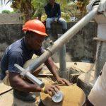 The Water Project: Kasongha, 8 BB Kamara Street -  Drilling