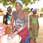 The Water Project: Kasongha, 8 BB Kamara Street -  Handwashing Demonstration