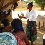 The Water Project: Kasongha, 8 BB Kamara Street -  Hygiene Instruction