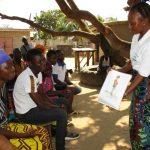 The Water Project: Kasongha, 8 BB Kamara Street -  Hygiene Training